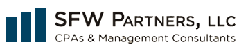 SFW Partners, LLC Sticky Logo