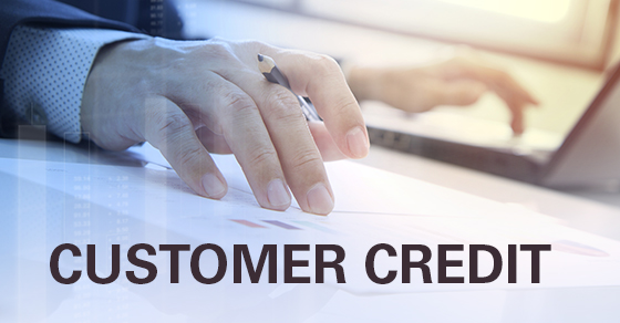 Run the numbers before you extend customer credit - SFW Partners, LLC